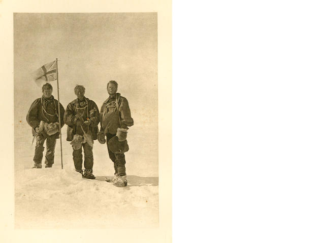 POLAR EXPLORATION HAYES (JAMES GORDON) Antarctica