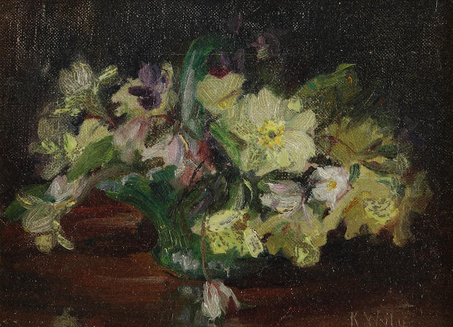 Kate Wylie (British, 1877-1941) Mixed Bouquet