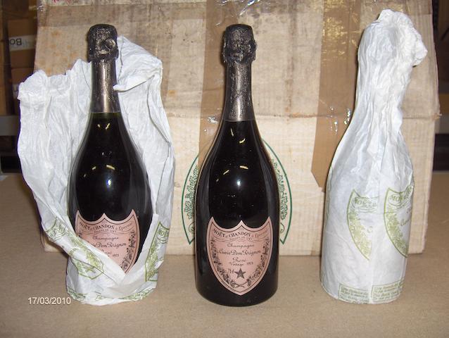 Dom Pérignon Rosé 1973 (12)