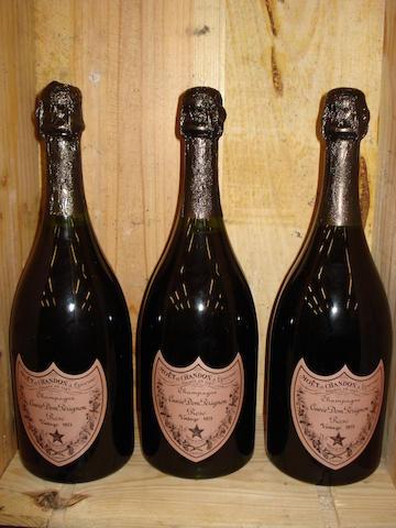 Dom Perignon Rosé 1973 (6)
