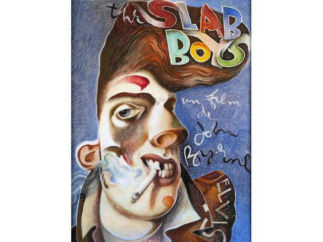 "John Byrne (British, 1940) ""The Slab Boys"""