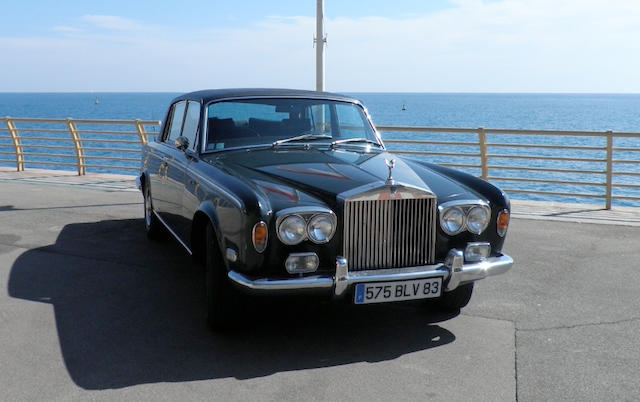 1977 Rolls Royce Silver Shadow, Chassis no. SRH 25286 Engine no. SRH 25286