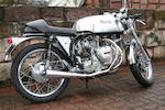 c.1954 Norton-Vincent 1,200cc 'Norvin' Frame no. J14 67199 Engine no. 1B/6842