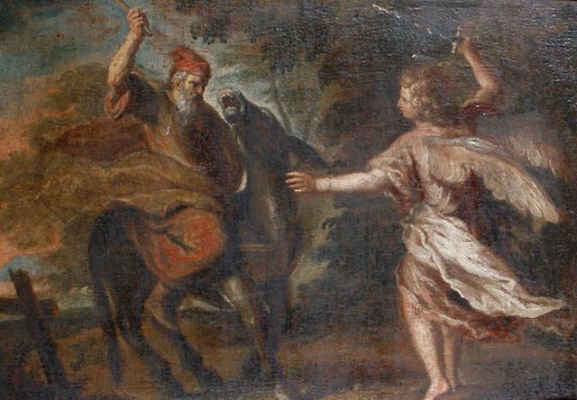 Bonhams : Italian School, 18th Century Balaam's ass