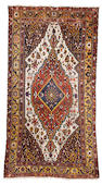 A Bakhtiar khelleh West Persia, 13 ft 2 in x 7 ft (400 x 213 cm) good condition