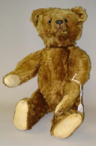 Bing Teddy bear, German circa 1909