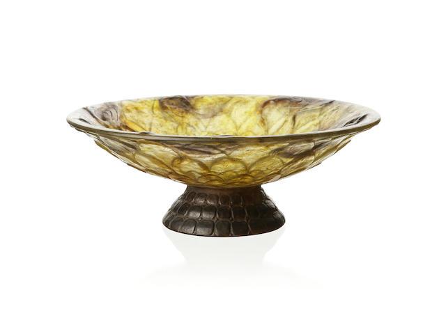 Gabriel Argy Rousseau A Pâte-de-vere bowl