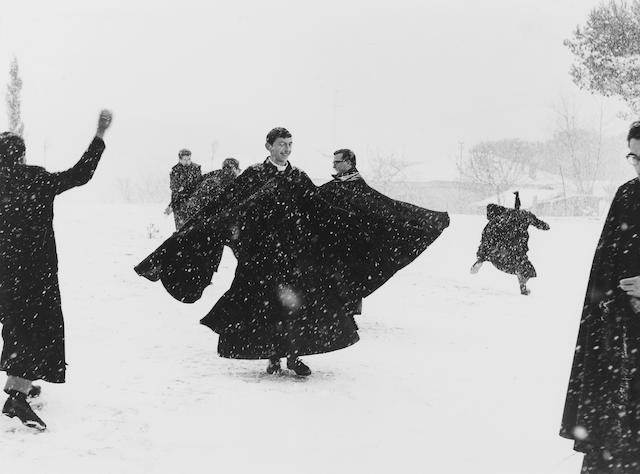 Mario Giacomelli (Italian, 1925-2000) Untitled, from 'Io non ho mani che mi accarezzino il volto' (There Are No Hands To Caress My Face), 1961-63