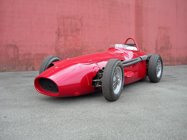1954-56-type 2.5-Litre Maserati 250F Tipo 1 Historic Grand Prix Racing Single-Seater by Cameron Millar  Chassis no. CM4 Engine no. 2505