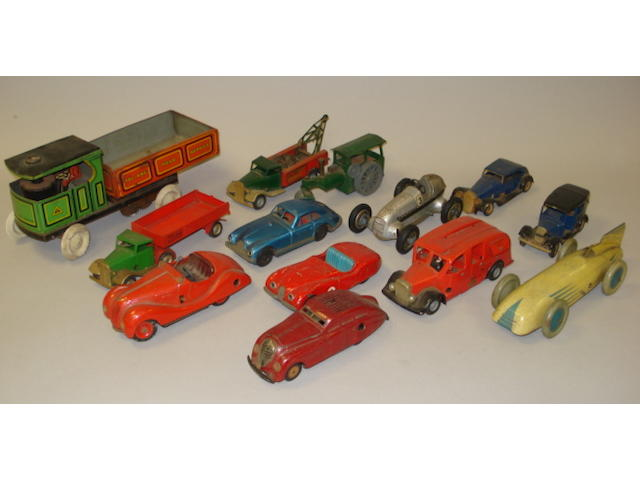 Collection of various toys lot