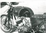 The ex-Barry Scully 1964 Scott 344cc Prototype Racing Motorcycle