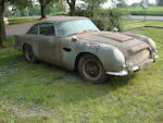 1964 Aston Martin DB5 Sports Saloon  Chassis no. DB5/1768/L Engine no. 400/1760