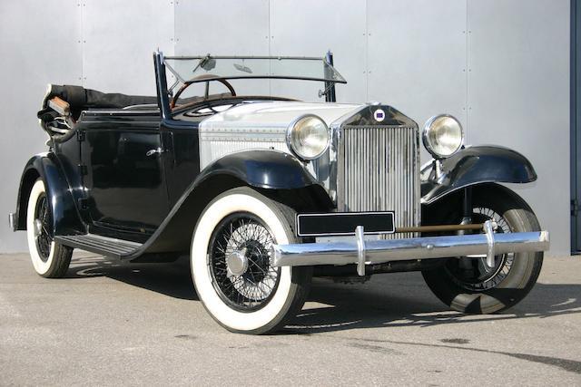 1931 Lancia Astura 230,