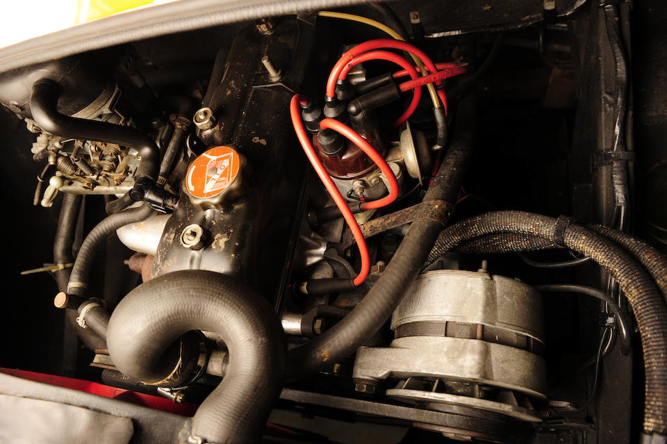 1974 Alpine A110 V85 1,300cc Coupé  Chassis no. A110 14525