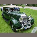 Armstrong Siddeley 25 Saloon,
