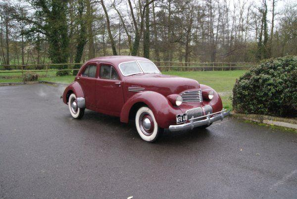 c.1941 Graham-Paige Model 113 Supercharged Hollywood Sedan  Chassis no. to be advised Engine no. to be advised