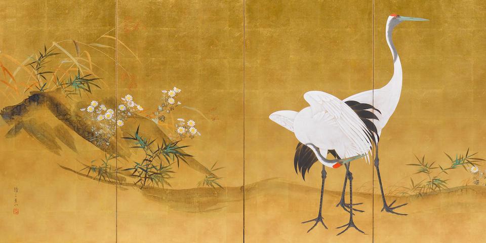 Yamamoto Koichi (1868-1912) Meiji Period