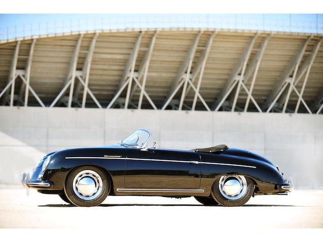 Porsche 356 Speedster A,
