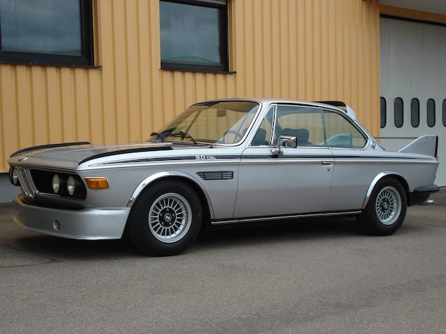 1975 BMW 3.0 CSL 'BATMOBILE'  Chassis no. 4355044 Engine no. 4355044