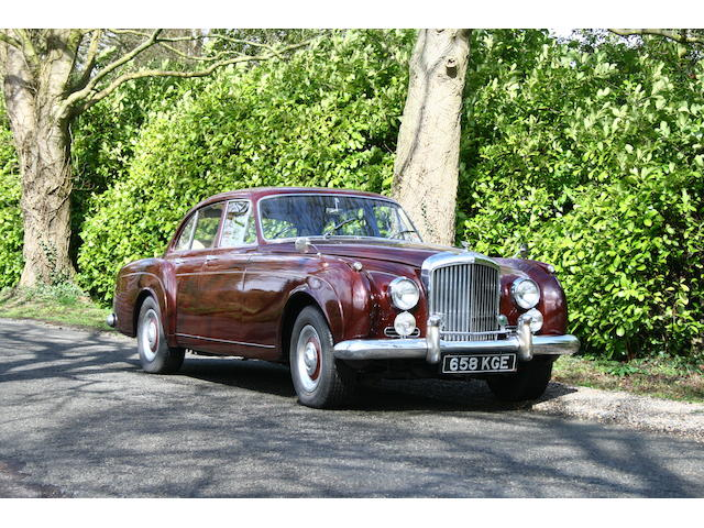 1962 Bentley S2 Continental Flying Spur Saloon  Chassis no. BC73CZ