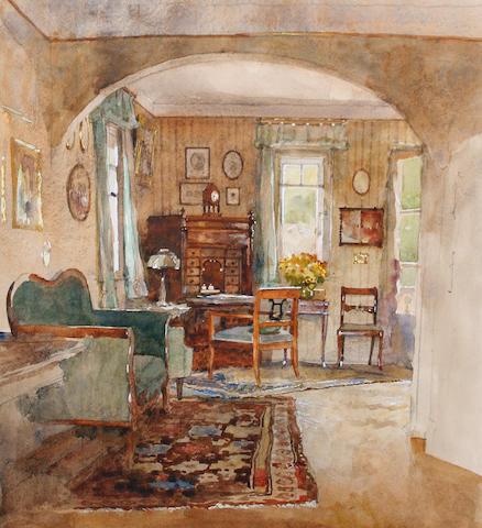 Edward Harrison Compton (British, 1881-1960)