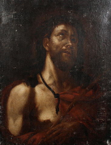Lombard School, 17th Century Ecce Homo