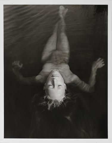 Jock Sturges (American, born 1947) Eva, Le Porge, France, 2003 50.3 x 40.3cm (19 13/16 x 15 7/8in).