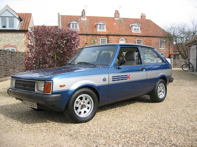 Ex-Essex Motorsport Lotus F1 Team,1980 Talbot Sunbeam Lotus Saloon  Chassis no. T4DCYAL303615 Engine no. AL303615