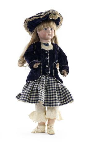 Size 9 Jumeau 1907 bisque head Bebe