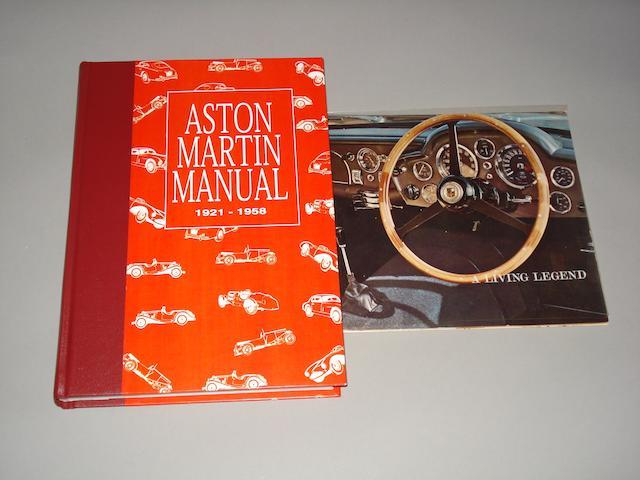 The Aston Martin Manual 1921-1958,