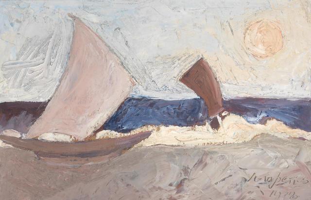 Ivan Peries (Sri Lanka, 1921-1988) Untitled,