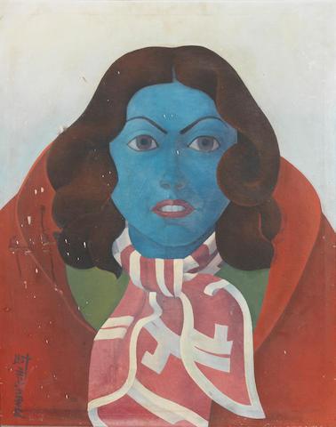 Bashir Mirza (Pakistan, 1941-2000) Untitled,