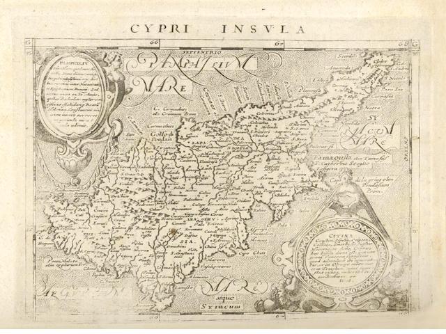 PTOLEMAEUS (CLAUDIUS) Geographiae universae
