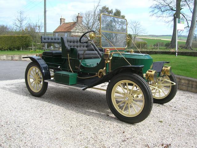 1910 Stanley Model 60,
