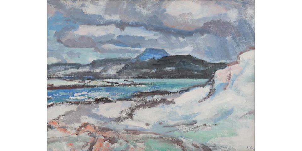 Samuel John Peploe, RSA (British, 1871-1935) Iona