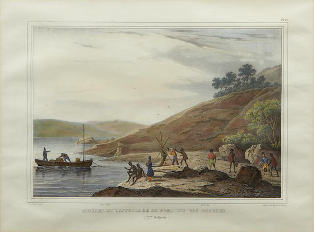 A group of prints relating to Western Australia various sizes