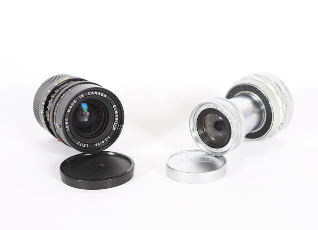 Leica M Fit lenses