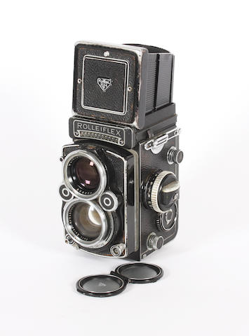 Rolleiflex 2.8f camera qty