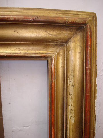 A French 19th Century gilded moulding frame