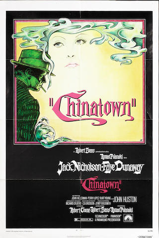 Chinatown,  Paramount Pictures, 1974,