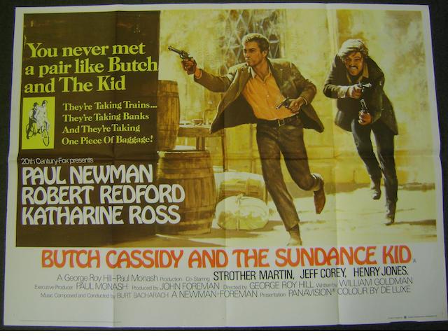 Butch Cassidy and the Sundance Kid,  Twentieth Century Fox, 1969,