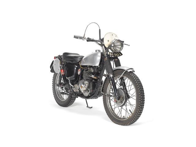 1966 Triumph T100 SC,