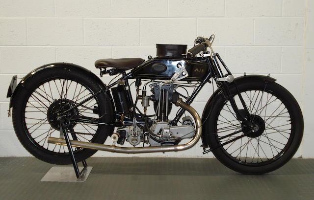 1927 AJS