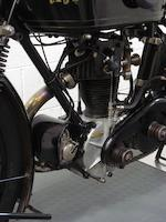 1927 AJS 349cc Model H6 'Big Port' Frame no. H-100214 Engine no. H-100214