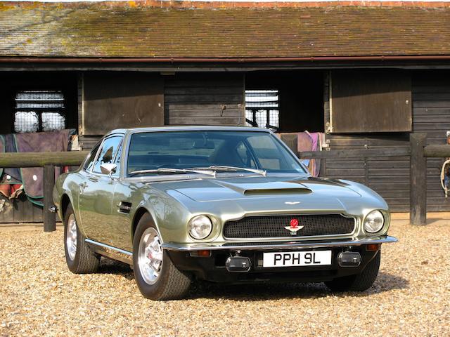 1973 Aston Martin V8 Series Two,