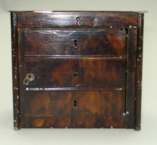 Rock & Graner chest of drawers