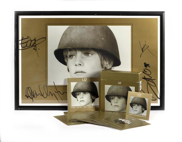 U2 memorabilia,