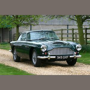 1962 Aston Martin DB4 Series IV,