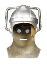 Moonbase and The Tomb of the Cybermen, 1967 A Cyberman helmet,