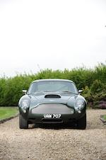 Design Project 'DP2155', The Works Service developed,1959 4.7-litre Aston Martin DB4 Works Prototype  Chassis no. DB4/207/R re-designated DP2155 Engine no. 370/682